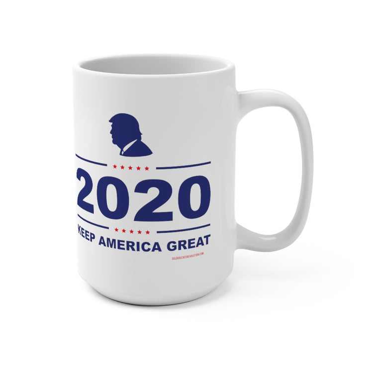 GSR Trump 2020 KAG Ceramic Coffee Mug