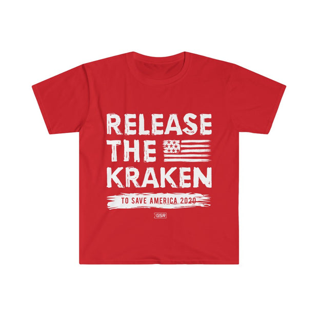 GSR Release The Kraken Mens Tee
