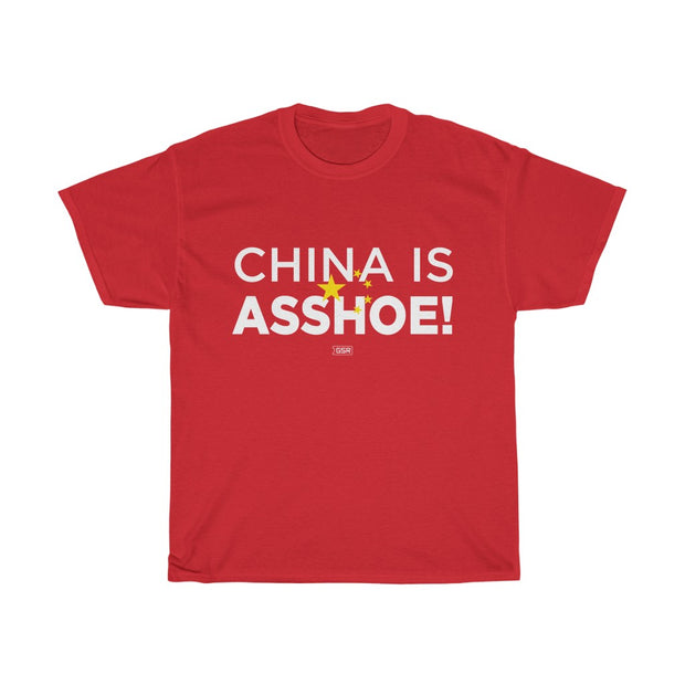 GSR China is Asshoe Mens Tee