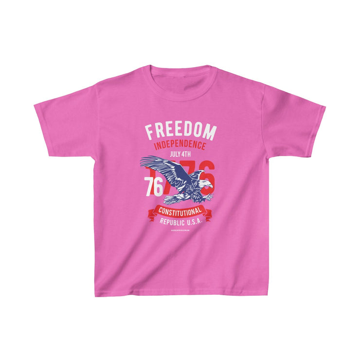 GSR Youth Freedom Independence Tee