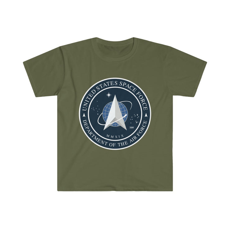 GSR US Space Force Mens Tee