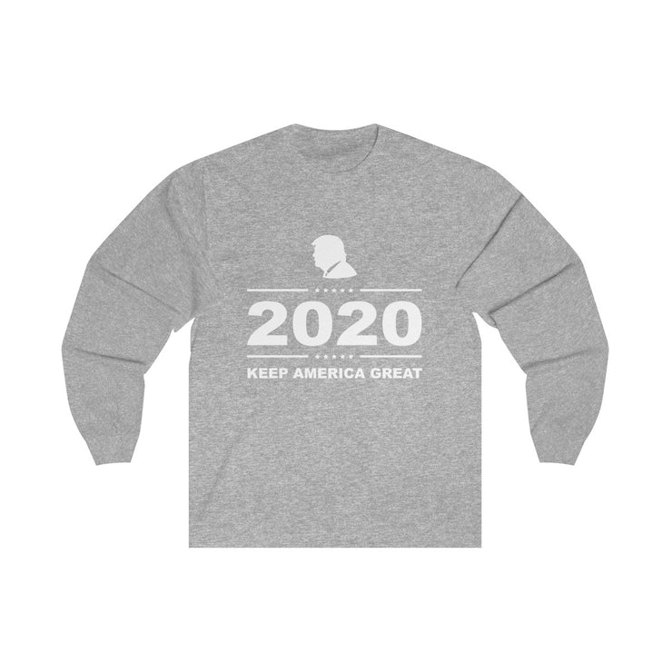 GSR Trump 2020 KAG Long Sleeve Tee