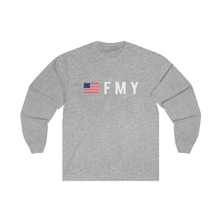 GSR FMY (Four More Years) Long Sleeve Tee