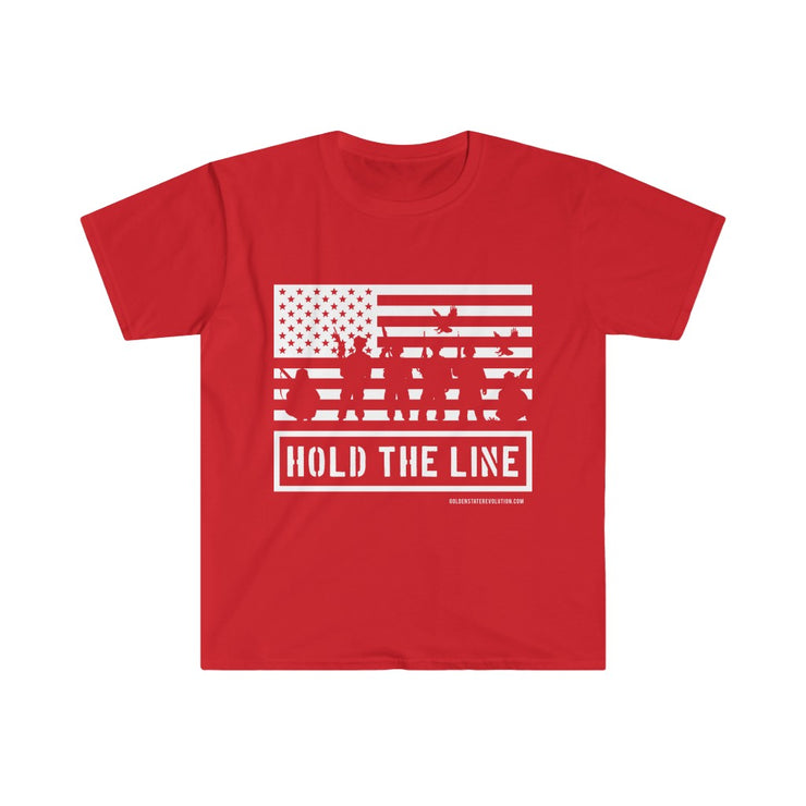 GSR Hold The Line Mens Tee