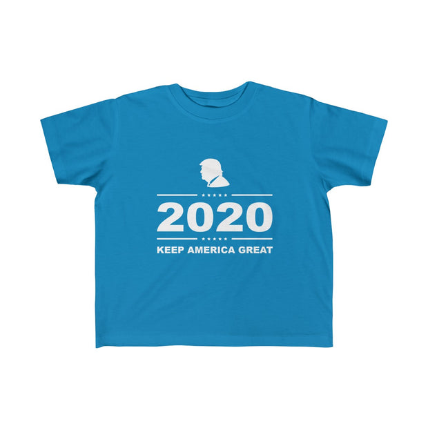 GSR Toddler Trump 2020 Keep America Great Tee