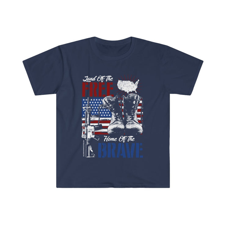 GSR Land of the Free Mens Tee