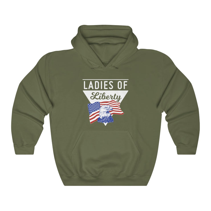 GSR Ladies of Liberty Hoodie
