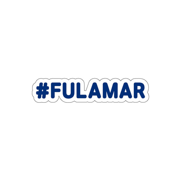 GSR #FULAMAR Die-cut Sticker