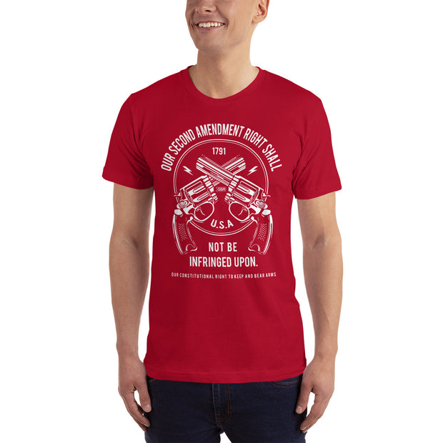 GSR Second Amendment Rights Mens Tee