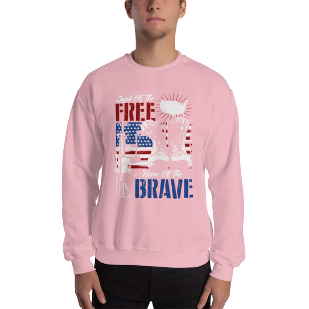 GSR Land of the Free Crew Sweatshirt