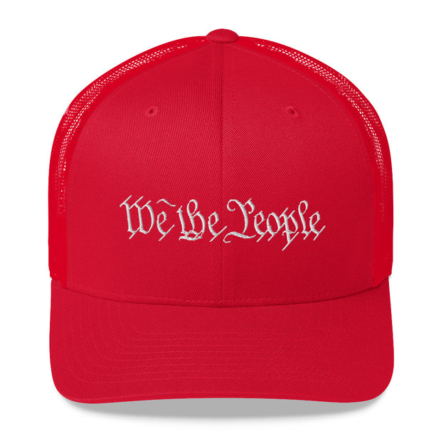 GSR We The People Trucker Hat