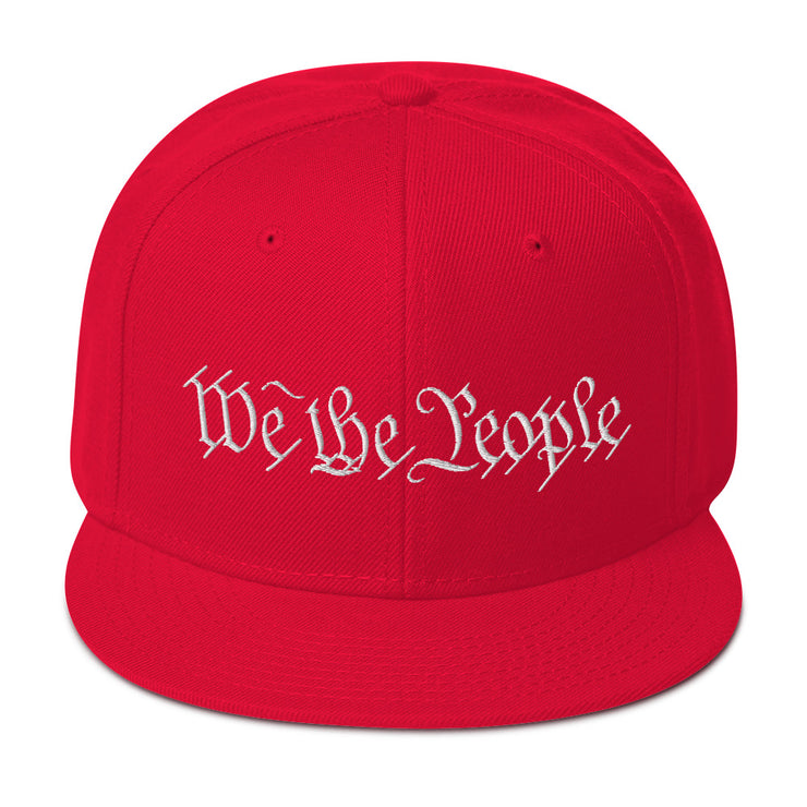 GSR We The People Snapback Hat