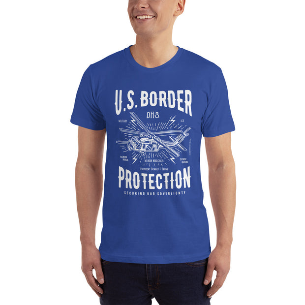 GSR US Border Protection Tee