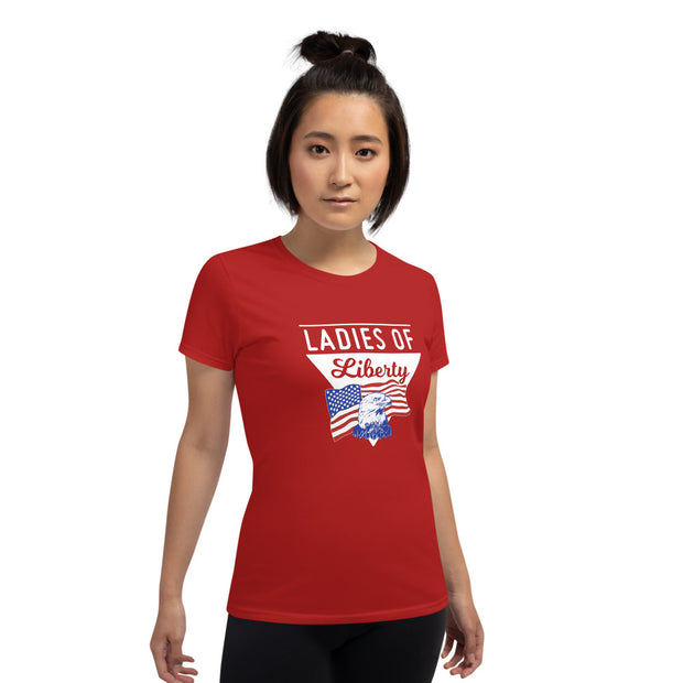 GSR Ladies of Liberty Tee
