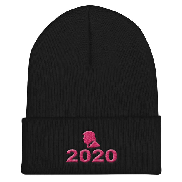 GSR Trump 2020 Ladies Cuffed Beanie