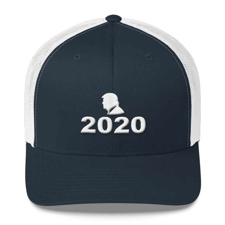 GSR Trump 2020 Adjustable Trucker Cap