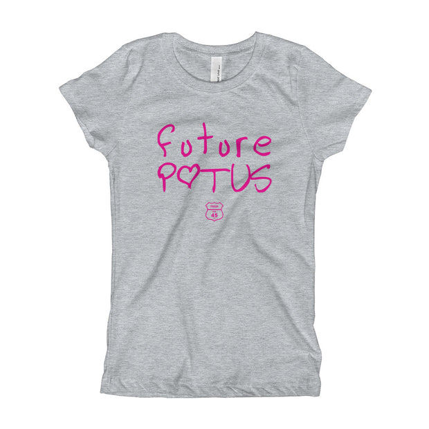 GSR Future POTUS Girl's T-Shirt