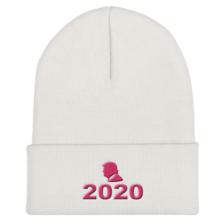 GSR POTUS 2020 Ladies Cuffed Beanie