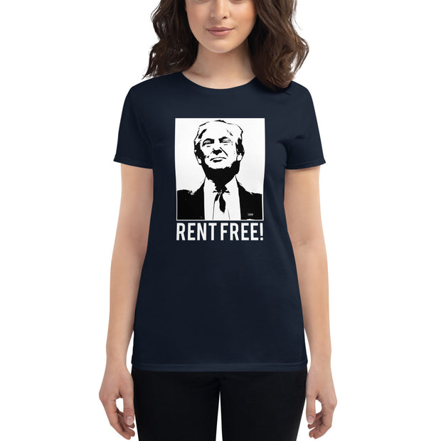 GSR Ladies Rent Free Tee
