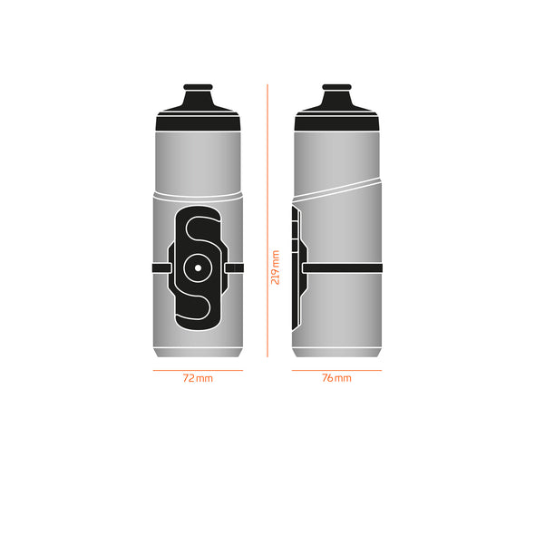 TWIST spare bottle 600