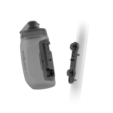 TWIST bottle 450 Deluxe + bike base
