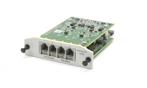 1202692G1 AdTran NetVanta Dual FXS/FXO Voice Interface Module (New)
