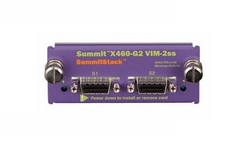 X460-G2 VIM-2ss-TAA Extreme Networks Virtual Interface Module - 16713T (New)