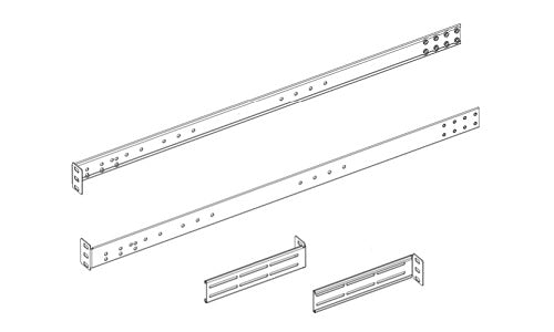 16776 Extreme Networks Rear Rail Mounting Kit (New)