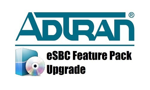 19506250G3 AdTran NetVanta 6250 eSBC Feature Pack Upgrade (New)