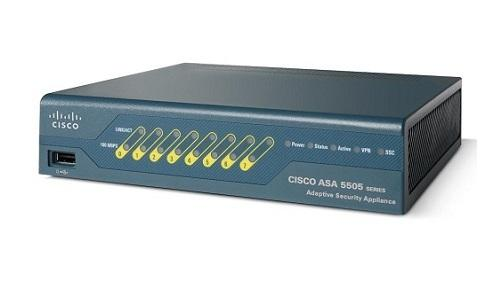 ASA5505-UL-BUN-K9 Cisco ASA 5505 Security Appliance (New)