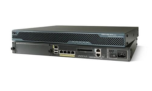 ASA5510-CSC10-K9 Cisco ASA 5510 Security Appliance (New)
