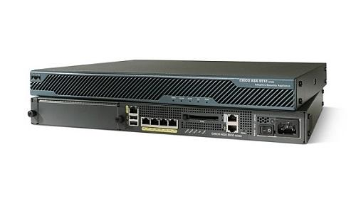 ASA5510-SSL100-K9 Cisco ASA 5510 Security Appliance (New)