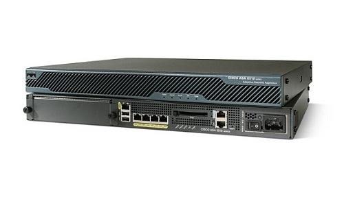 ASA5510-SSL50-K9 Cisco ASA 5510 Security Appliance (New)