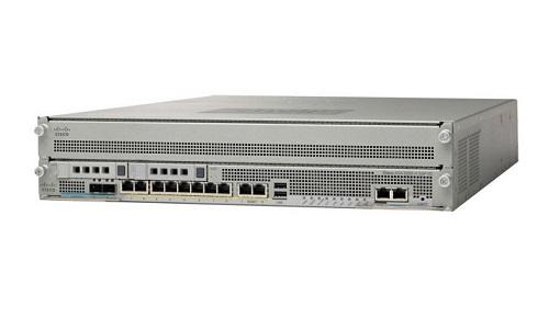ASA5585-S10-K9 Cisco ASA 5585 Security Appliance (New)