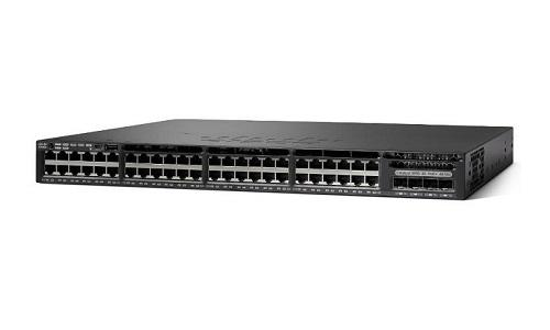 C1-WS3650-48PD/K9 Cisco ONE Catalyst 3650 Network Switch (New)