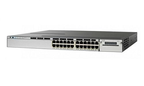 C1-WSC3850-24XUL Cisco ONE Catalyst 3850 Network Switch (New)