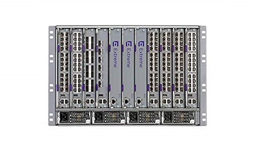 EC8602003-E6 Extreme Networks VSP 8600 Switch Chassis Bundle, DC (New)
