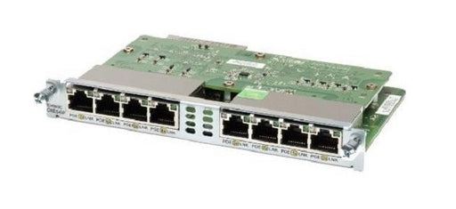 EHWIC-D-8ESG-P Cisco Enhanced High-Speed WAN Interface Card (New)
