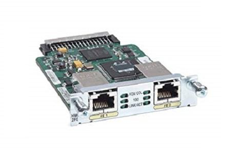 HWIC-2CE1T1-PRI Cisco High-Speed WAN Interface Card (New)
