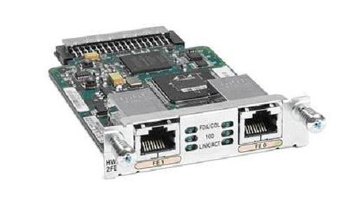 HWIC-2FE Cisco High-Speed WAN Interface Card (New)