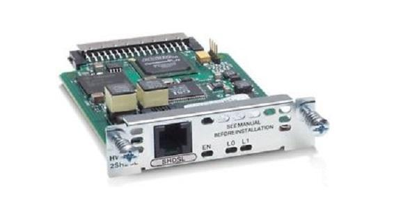 HWIC-2SHDSL Cisco High-Speed WAN Interface Card (New)