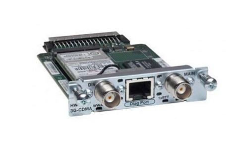 HWIC-3G-CDMA-S Cisco High-Speed WAN Interface Card (New)