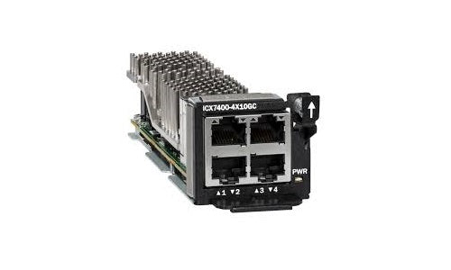 ICX7400-4X10GC Brocade ICX Expansion Module (New)