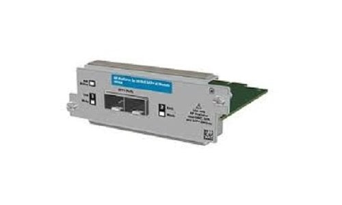 J9008A HP 10GbE SFP+ Expansion Module (New)