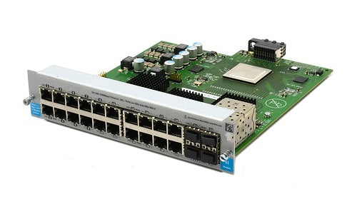 J9033A HP vl 20p Gig-T+ 4P SFP Switch Expansion Module (New)