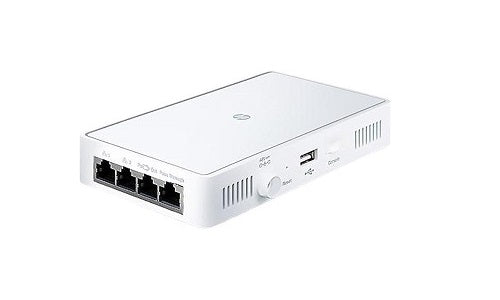 JH048A HP 527 Unified Wired-WLAN Walljack (New)