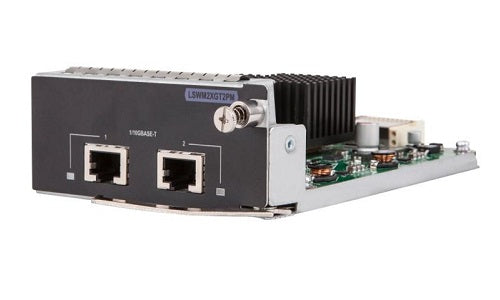 JH156A HP 5130/5510 10GbE Expansion Module, 2-port (New)