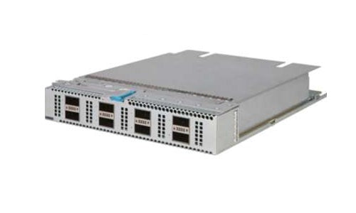 JH406A HP FlexFabric 5950 QSFP28 Expansion Module, 8-port (New)
