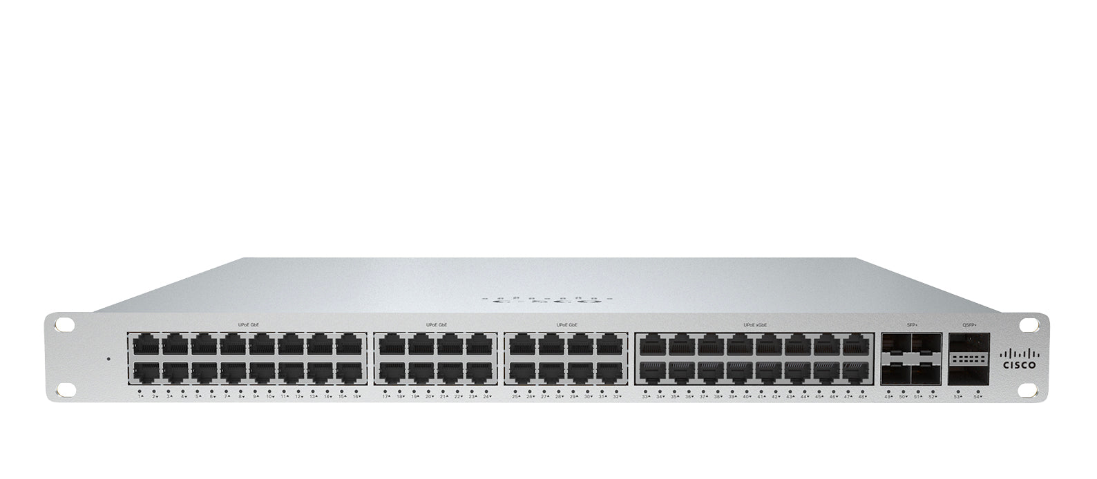 MS355-48X-HW Cisco Meraki MS335 Multi-Gigabit Access Switch (New)