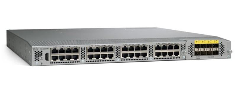 N2K-C2232TF-10GE Cisco Nexus 2000 Fabric Extender (New)
